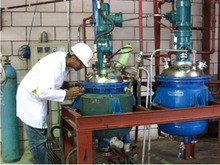 pilot test alkyd resin making machine/lab scale alkyd resin production line