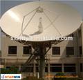 13.0 terra stazione radio satellitare metro