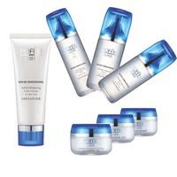 Korean formula OEM factory whitening hydrating anti-aging face cleansing cream