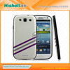 selling king pattern tpu phone case for Samsung i9300/Galaxy S3
