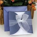cartão de casamento convite artesanal distribuidor venda quente fantasia e bonito incrível qualidade com design elegante