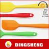 Cooking silicone spatula bread baking spatulas with nylon inside