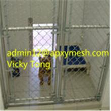 Chain Link Dog Kennel Cage,Manufacturer Supply Dog Kennel