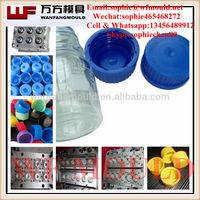 China OEM Hot runner mould Mineral water bottle cap/ Custom Mineral molde tapa de la botella de agua
