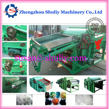 Mejor precio de residuos de tela en algodón de la máquina 0086 15093262873, Hilado de algodón de la máquina