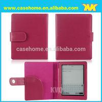 "for Kobo aura HD 6.8"" ereader leather cover case"