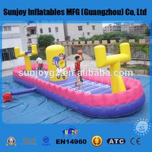 Sunjoy New Design PVC Inflatable Basketball Court