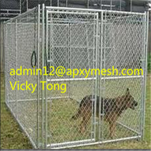 Large Dog Backyard Kennels,Manufacturer Supply Dog Kennel