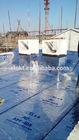 Aluminum film self adhesive waterproof membrane for building roof