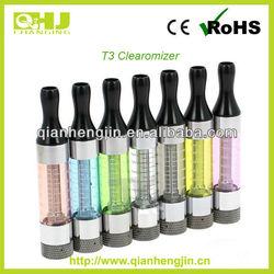 T3 Electric Vaporizer Replceable Dual Coil 2.4 ml Vaporizer