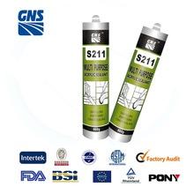 All season silcone sealer water resistant silicone sealant