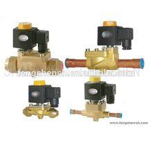 solenoid valve varies oil