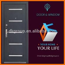 New Design Steel Door Single Leaf Door Security Steel Door