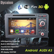 Special for car dvd gps player for audi a3