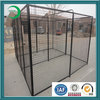 hot galvanized large strong metal dog kennel (China factory and Exporter)