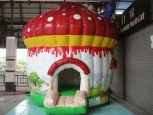 HI EN14960 Hot sales lovely inflatable bouncer.inflatable bouncer ball pit