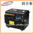 3 kVA générateur silencieux, générateur diesel, générateur diesel portable