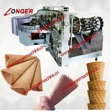Automatic Ice Cream Cone Making Machine|Automatic Ice Cream Cone Baking MachineFull Automatic Ice Cream Cone Rolling Machine