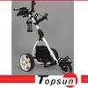 load golf bag Aluminium Remote Control Golf Cart