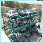 Smart 4 Floors Automatic Car Parking Lift System