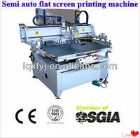 serigraph printing machine