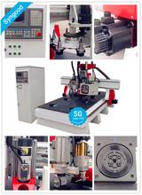 One time finish Milling Engraving Cutting no need operator SG1325 ATC -atc cnc machining
