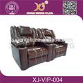 Xj-vip-006 real de cuero de control eléctrico de cine en casa sofá silla, de cine en casa de asientos