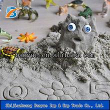 Beach fun Magic modeling moon sand toys never get dry Lunar sand