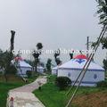popular mongol ger tenda impermeável