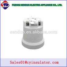 CE certificate e40 ceramic bulb / lamp bases