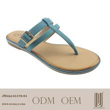 2014 fashion ladies model sandal