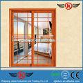 Jk-aw9146 intérieur, nouveau design salle de bain porte coulissante rabattable