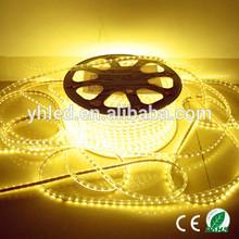 New style high voltage 110V&220V CE/ROSH waterproof led SMD5050/5630 led belt shape Shenzhen