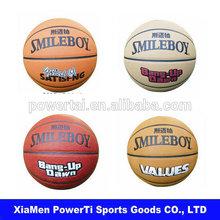 Basketball,PVC/ PU Standard Match Basketball OEM made