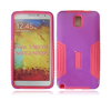 New Design pc silicone combo case cover For Samsung Galaxy Note 3