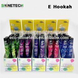 Wholesales 500 puffs Shinetech disposable e hookah pen