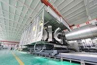Single wall corrugated pipe extrusion machine Price of plastic extrusion machine