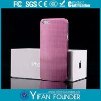 Luxury Metal Aluminum Matte Hard Cover Metal Case for iPhone 5 5G