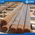 el peso de barras de acero deformado