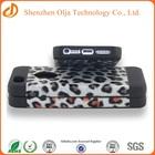 Olja Very Fashion Leopard tpu gel case cover for iphone 5c