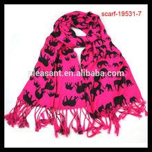 ladies pashmina Manufacturers of scarves