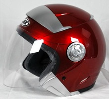 2014hot Motorcycleopen face jet motorcycle helmet New Open face motorcycle helmet JX- B7005