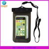 for iphone 5/5s waterproof bag waterproof pvc bag with EXW price
