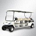 Persona 8 mantys carrito de golf precio con el certificado del ce de la dirección general- c6+2( compañía china)