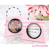 Wholesale-wedding Pink purse bag design photo frame & place card holder favors