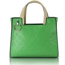 BV3074 2014 autumn new Korean model folds patent leather woemn handbag woman brand bags