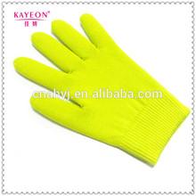 New Style Light Green Cotton Gel Gloves