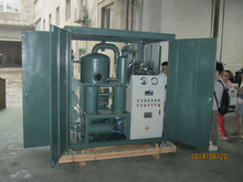ZYD Vacuum Contaminated Insulating Oil Purifier Plant for Transformer, Mutual Inductor, Switch