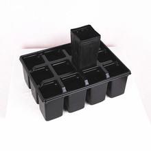 Plastic flower pot tray/plastic flower trays