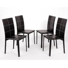 modern design hot sale leather dinner chair